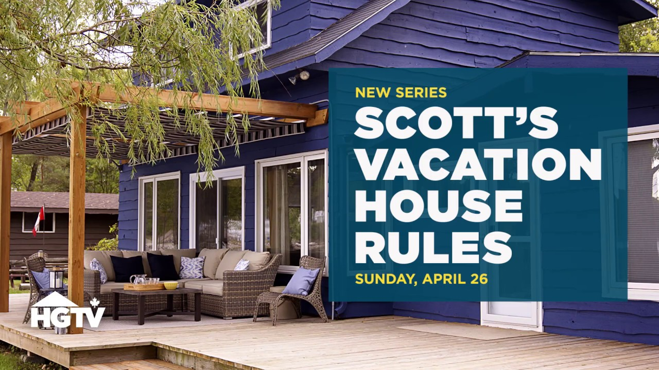 Scott S Vacation House Rules Scott S Vacation House Rules Is Coming Soon Youtube