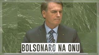 Assista à íntegra Do Discurso De Jair Bolsonaro Na Onu