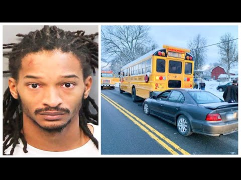 Download Dad Has No Idea Why Bus Driver Keeps Girl On Bus Longer Than Others, So He Follows Her Home