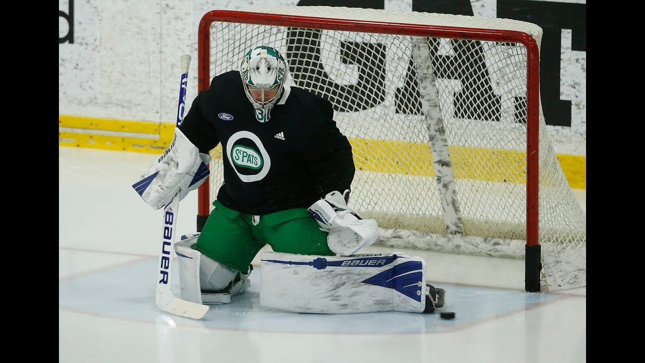 Emergency Goalie David Ayres An Unlikely Star I Could Not Ask For Much More Toronto Sun