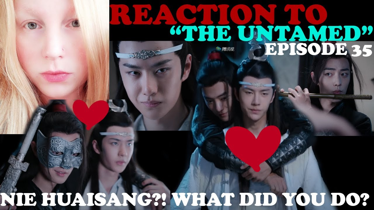 """""""THE UNTAMED"""" (BL) DRAMA REACTION