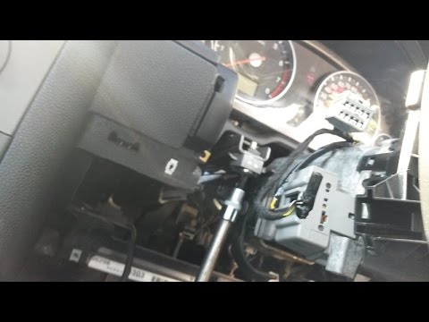 mondeo mk4 dashboard removal