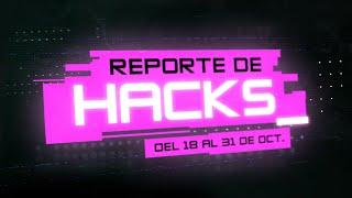 Reporte de Hacks 8: ¡Suspensiones por Auto Kill! | Garena Free Fire
