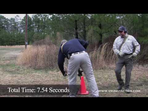 VTAC Rifle El Prez Drill
