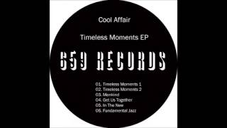 Cool Affair - Timeless Moments 1