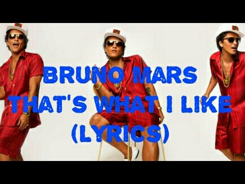 bruno mars that 39 s what i like clean lyrics youtube. Black Bedroom Furniture Sets. Home Design Ideas