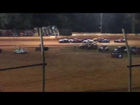 Renegade/Stock 8 Harris Speedway 6/2/18