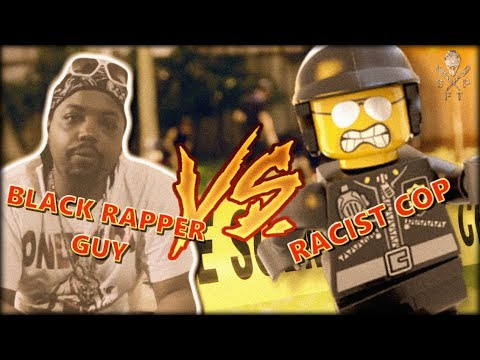 RealTalk the Rapper Reacts to Idiot Cop