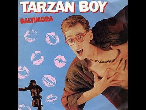 Baltimora - Tarzan boy - 80's lyrics