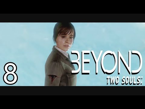 OH THEY CAN'T END IT LIKE THAT!!!! | Beyond Two Souls | Lets Play - Part 8 [Finale]