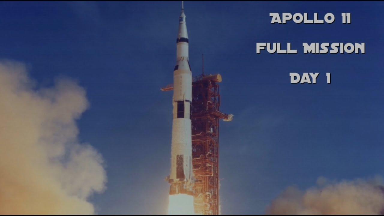 Download Apollo 11 - Day 1 (Full Mission)