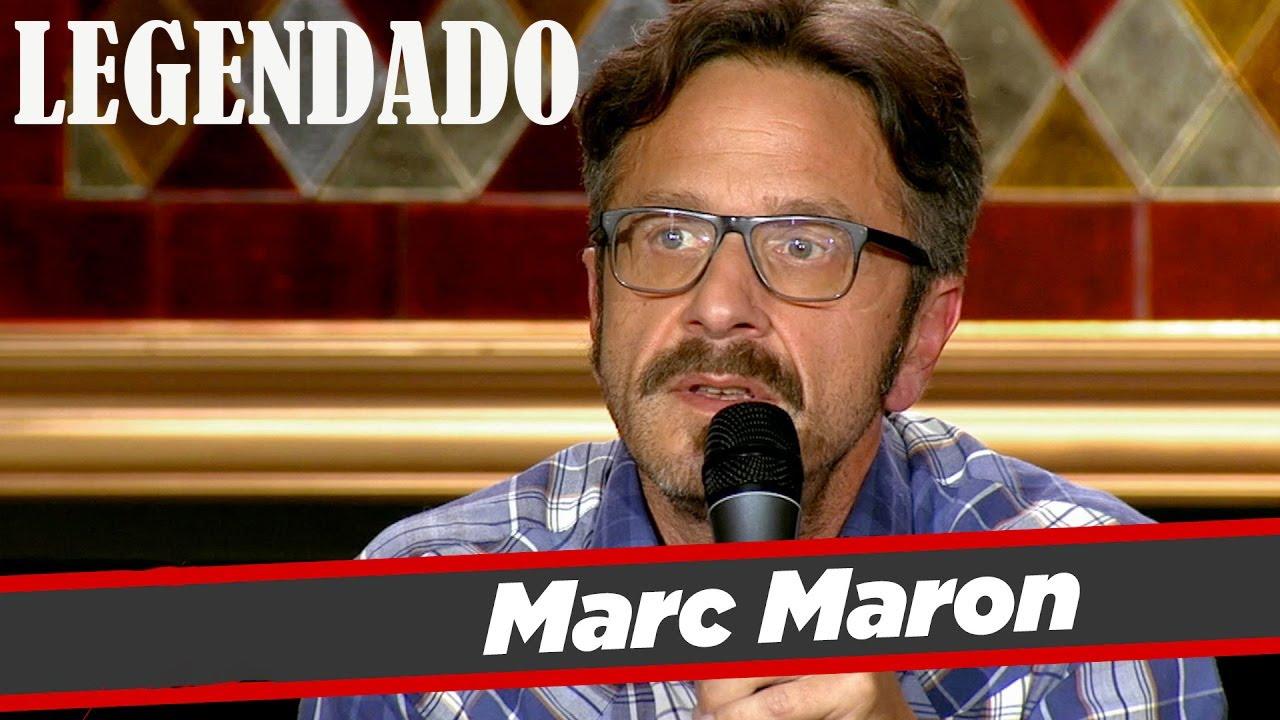 Marc Maron - Câncer de Boca (Legendado)
