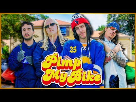 Pimp My Bike - Le Monde à L'Envers