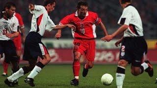 Sportowa Niedziela po meczu Polska - Anglia (01-06-97)