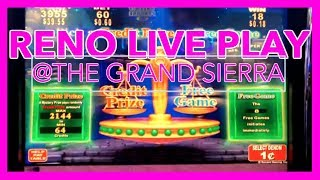 MAYAN CHIEF | WONDER 4 TOWER LIVE SLOT MACHINE PLAY in Reno | NorCal Slot Guy