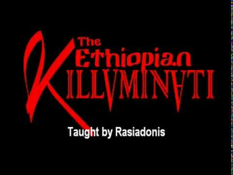 NAGA, NEGUS, RA (Re), RAS & ETHIOPIA (Tobiya) In Right & Exact Etymology | ET Killuminati True Light