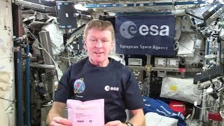 Special Rocket Science message from Tim Peake