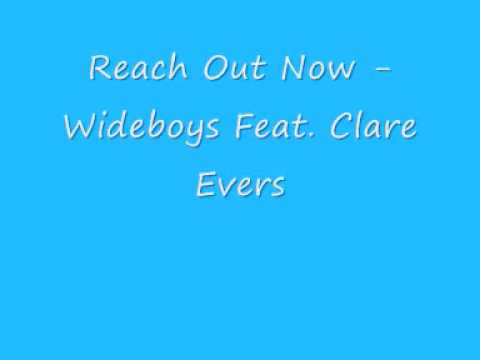 UK Garage - Reach Out Now - Wideboys Ft Clare Evers