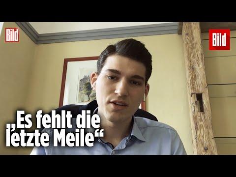 Corona-Krisenmanagement: So denkt Deutschlands jüngster Bürgermeister   Hart aber Weise