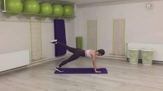 Упражнения для плоского живота после родов