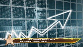 Ascolti tv ieri 30 luglio, Ines dell'Anima  non brilla: è crisi per Canale 5