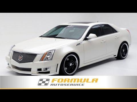 Cadillac|Покраска и подбор цвета