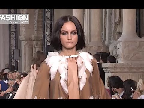 STÉPHANE ROLLAND Fall 2012 2013 Paris Haute Couture - Fashion Channel