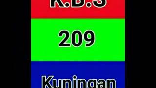 Camp KBS 209 (rasa Ini)