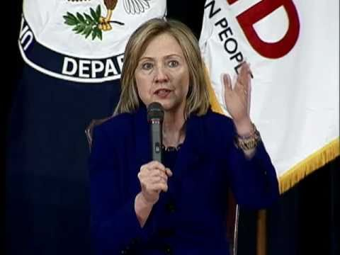 Secretary Clinton Releases the Quadrennial Diplomacy and Development Review