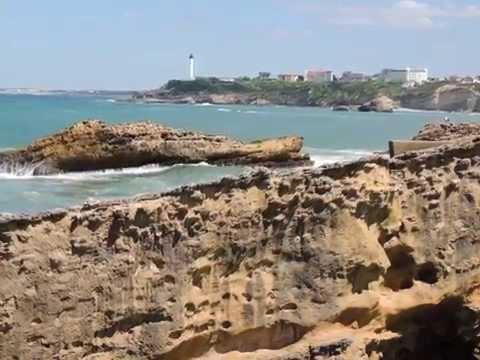 Biarritz,Aquitaine  France Landscapes