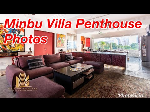 Penthouse Collections Singapore - Freehold Single Level Storey Penthouse in Novena