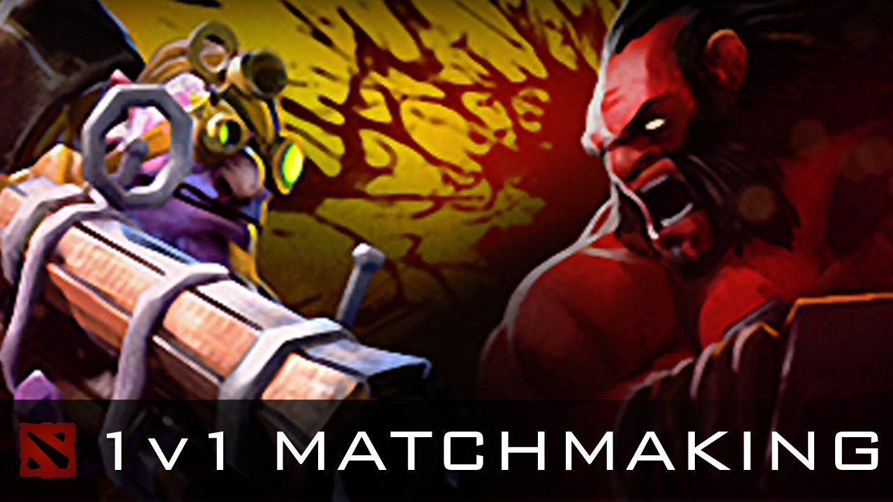 DotA 2 matchmaking ladder