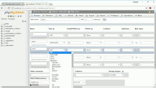 Chat application in PHP & MySQL: Create database and user registration form part2