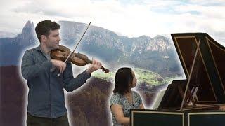 南チロル発 バロックバイオリンが開く古楽