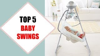 Top 5 Best Baby Swings 2018 | Best Baby Swing Review By Jumpy Express