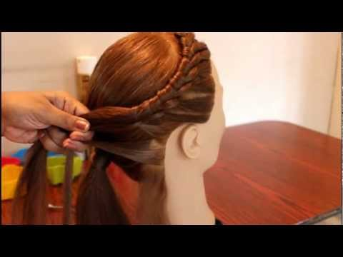 easy styles for hair how to do carpet hairstyles 3611