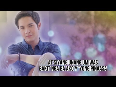 DI NA MABABAWI - ALDEN RICHARDS   HD Lyric Video