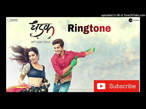 Dhadak : Ringtone   Janhvi   Ishaan   Ringtone !