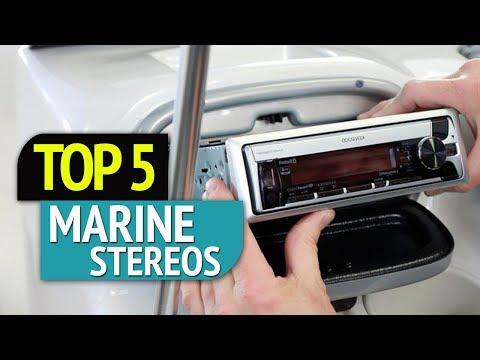 TOP 5: Marine Stereos 2018