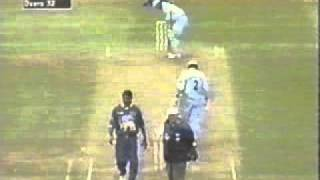 GANGULY'S 183 DRAVID'S 145 India Vs Sri Lanka World Cup 1999
