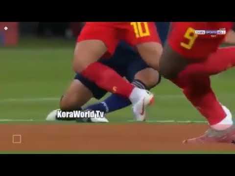 ملخص مباراة بلجيكا واليابان 3 2 ريمونتدا تاريخية شاشة كاملة 2 7