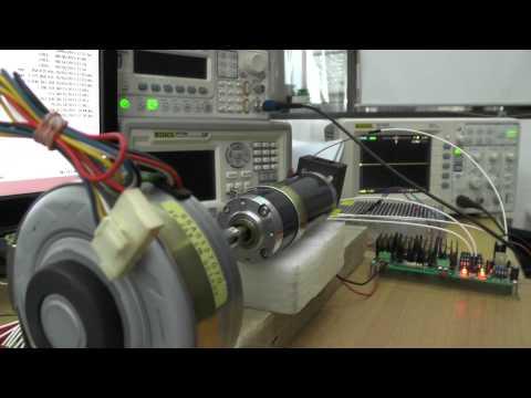 AVR01 - การขับมอเตอร์ไฟฟ้ากระแสตรง