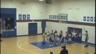 amber s 06 07 aau 12u basketball highlights part1