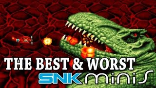 The Best & Worst SNK Minis for PS Vita, PlayStation TV and PlayStation 3