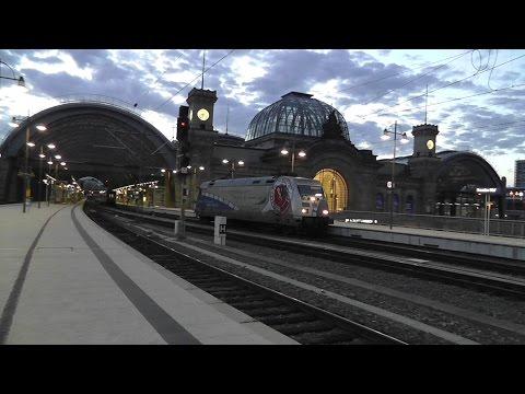 Dresden Hauptbahnhof 19-24.08.2014