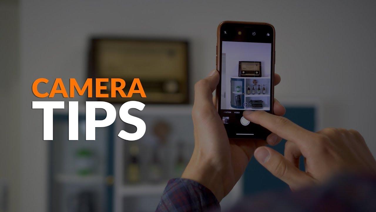 Met deze 8 cameratips haal je alles uit je iPhone-camera