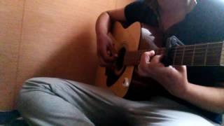 Сплин - Романс (на гитаре)