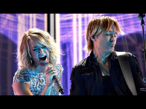 Carrie Underwood & Keith Urban NAIL The Fighter Duet At 2017 Grammy Awards