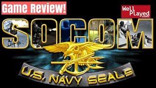 Socom US Navy Seals Playstation 2 Game Review