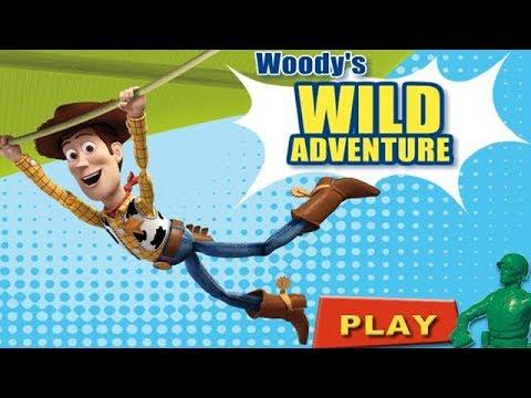 Woody's Wild Adventure [Gameplay, Walkthrough]